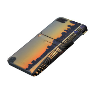 Seattle Washington Downtown Skyline iPod Touch 5G Cover