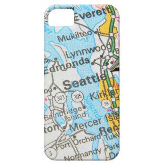 Seattle, Washington iPhone 5 Case