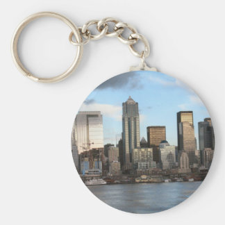 Seattle Washington Key Ring