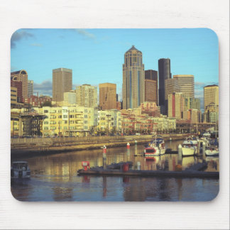 Seattle, Washington Mousepads
