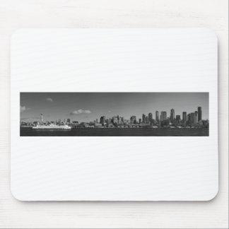 Seattle Washington Mouse Pads
