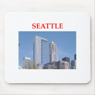 seattle washington mousepads