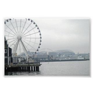 Seattle, Washington Photo Art