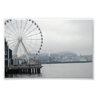 Seattle, Washington Photo Print