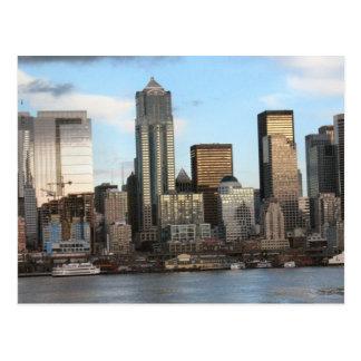 Seattle Washington Postcard