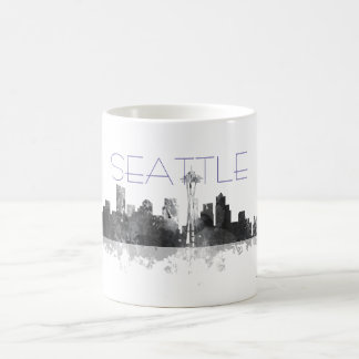 SEATTLE WASHINGTON SKYLINE -Drinking Mug