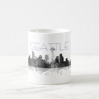 SEATTLE WASHINGTON SKYLINE -Drinking Mug