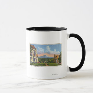 Seattle, Washington - University of Washington Mug