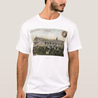 Seattle, Washington - View of Agricultural T-Shirt