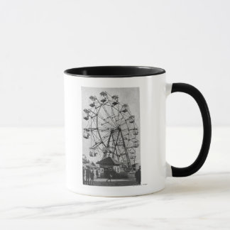 Seattle, WashingtonYukon-Pacific Expo Ferris Mug