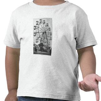 Seattle, WashingtonYukon-Pacific Expo Ferris T-shirt
