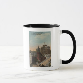 Seattle, WAThird Avenue and University Streets Mug
