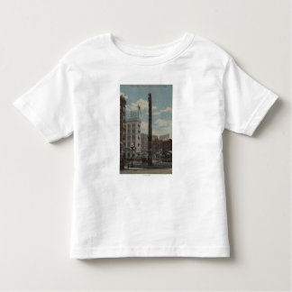 Seattle, WATotem Pole at Pioneer Square Toddler T-Shirt