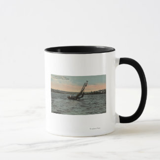 Seattle, WAYachting on Lake Union Mug