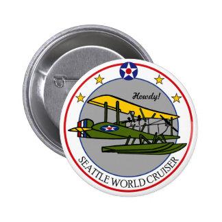 Seattle World Cruiser Pin