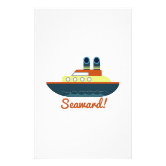 Seaward Personalized Stationery