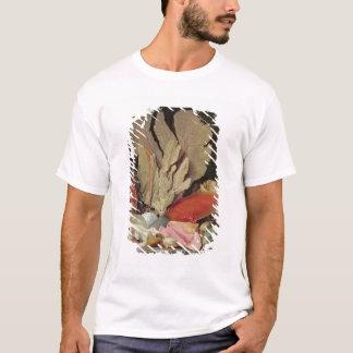Seaweed, Lithophytes and Seashells T-Shirt