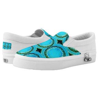 Seaweed Slip-On Shoes