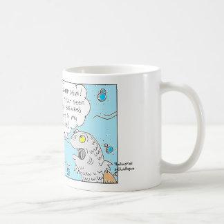 SEAWEED, TheStripMallbyChrisRogers Basic White Mug