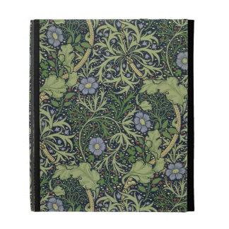 Seaweed Wallpaper Design, printed by John Henry De iPad Case