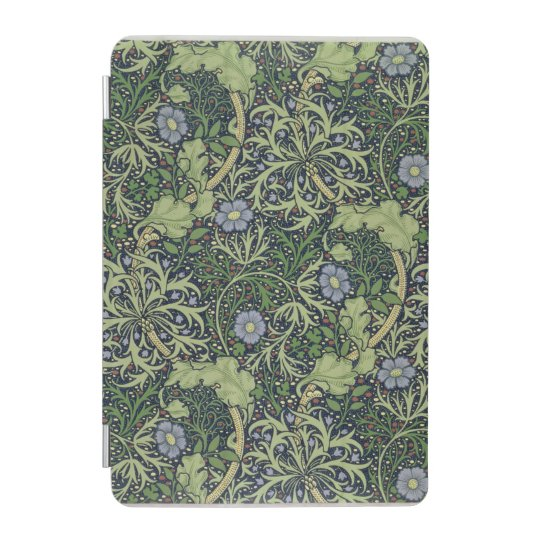 Seaweed Wallpaper Design, printed by John Henry De