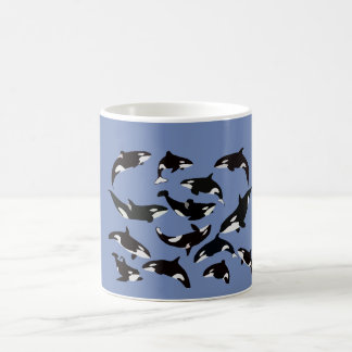 Seaworld orca mug