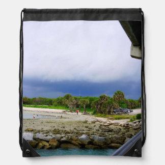 Sebastian Storm Drawstring Bags