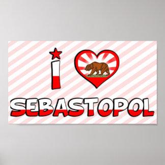 Sebastopol CA Posters