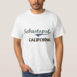 Sebastopol California City Classic Tee Shirt