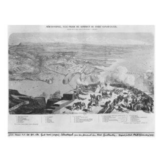 Sebastopol from Fort Constantin Postcard