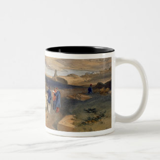 Sebastopol from Old Chersonese, plate from 'The Se Two-Tone Coffee Mug