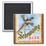 Sebewaing Beer Magnet