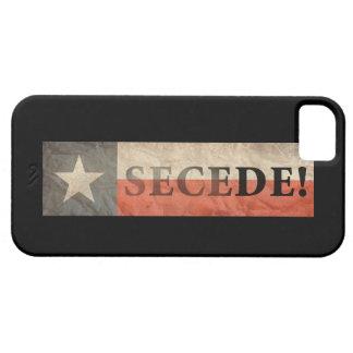 Secede! iPhone 5 Case
