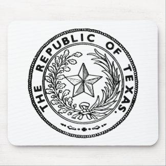 Secede Republic of Texas Mouse Pad