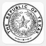 Secede Republic of Texas Sticker