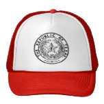 Secede Republic of Texas Trucker Hat