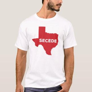 Secede Texas Humor T-Shirt