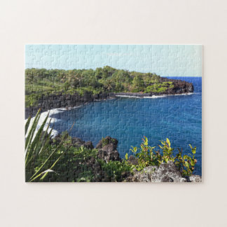 Secluded Cove in Maui, Hawaii Jigsaw Puzzle