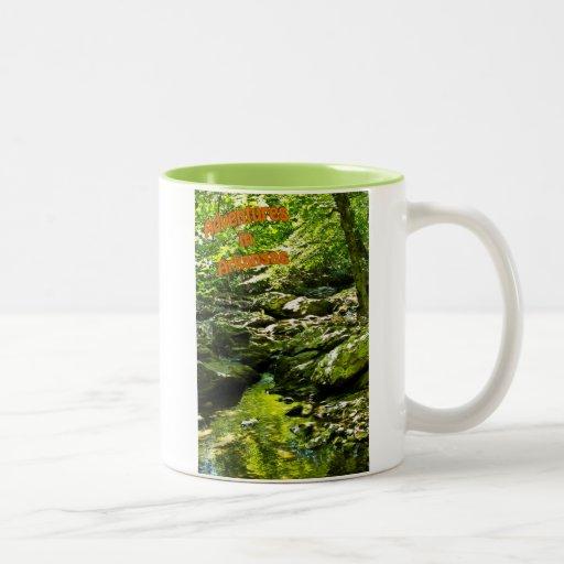 Secluded Stream Mug