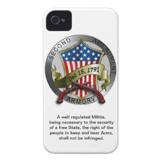 Second Amendment Armory iPhone Case