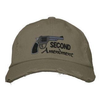 Second Amendment Baseball Cap