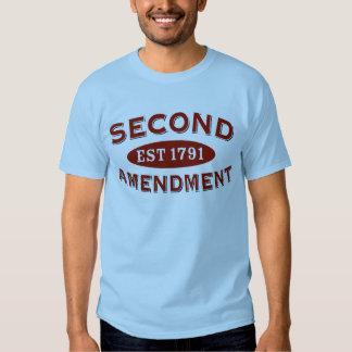 Second Amendment Est. 1791 Shirt