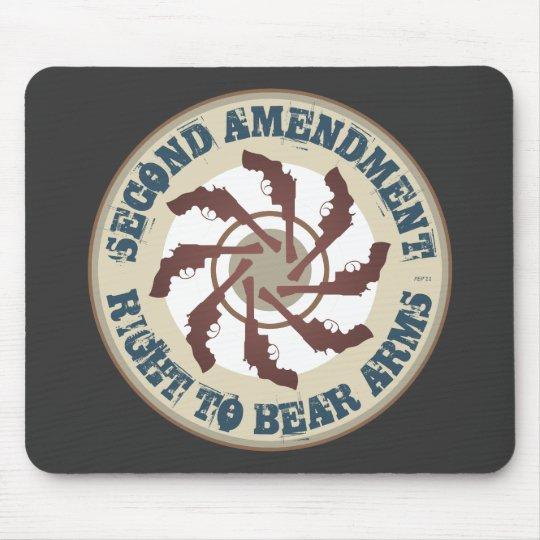 Second Amendment Mouse Mat