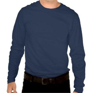 Second Amendment Navy Blue Long Sleeve T-shirt