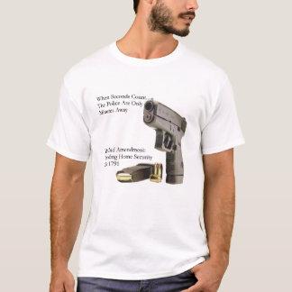 Second Amendment Security T-Shirt