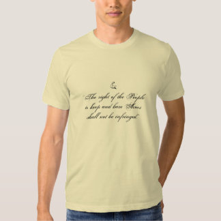Second Amendment Tshirts