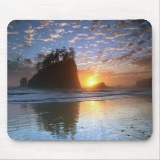 Second Beach, La push, sunset,