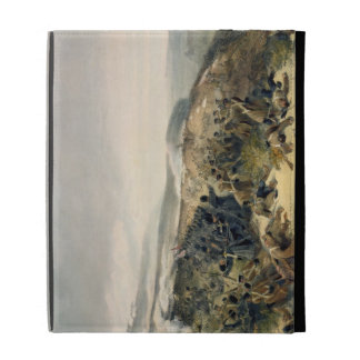 Second Charge of the Guards at Inkerman, 5th Novem iPad Folio Cases