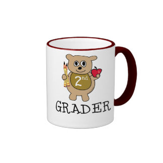Second Grade School Coffee Mug