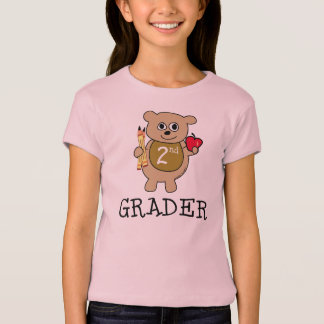 Second Grade School T-shirt
